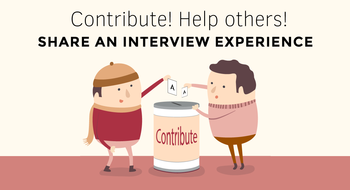 Write your Interview Advice & Company Review | AmbitionBox